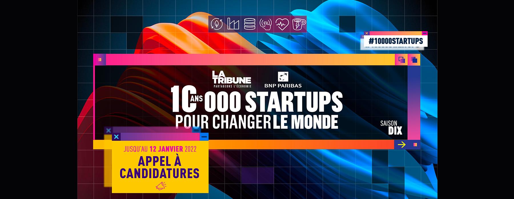 header 10 000 Startups pour changer le monde