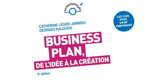 image à la une livre Business Plan